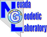Nevada Geodetic Laboratory, Nevada Bureau of Mines and Geology logo